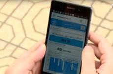 [Video] Người dân Hà Nội tự kiểm tra chất lượng không khí