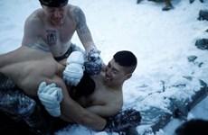 Lính thủy đánh bộ Mỹ-Hàn Quốc tập trận, Triều Tiên đe dọa trả đũa