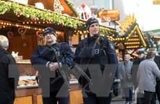Cảnh sát Đức bắt giữ ba nghi phạm liên quan đến tổ chức IS