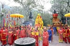Mùa lễ hội Xuân Đinh Dậu: Đã giảm hẳn những hình ảnh phản cảm