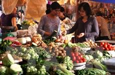 Hà Nội: Giá cả nhiều loại hàng hóa sau Tết tương đối ổn định