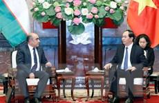 Cần khai thác tốt tiềm năng hợp tác Việt Nam-Uzbekistan