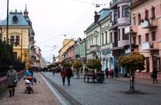 GDP quý cuối năm 2016 của Ukraine tăng trưởng cao nhất 5 năm qua