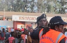 Cảnh sát Angola bị cáo buộc gián tiếp gây ra thảm kịch giẫm đạp