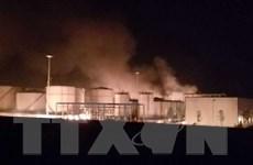 Lại nổ nhà máy hóa chất ở Trung Quốc, 10 người thương vong