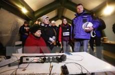 OSCE kêu gọi các bên trong cuộc xung đột ở Donbass rút vũ khí