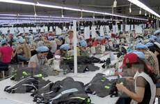 Quảng Nam: Công nhân Công ty May mặc ONEWOO đi làm trở lại