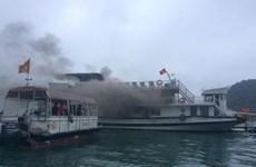 Dừng hoạt động đội tàu của Công ty Du thuyền Bhaya Legend
