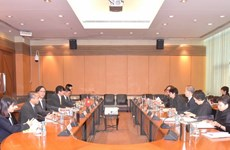 Làm sâu sắc hơn mối quan hệ đối tác chiến lược Việt Nam-Thái Lan