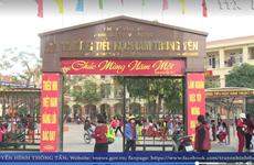 [Video] Những bất minh trong vụ HS trường Nam Trung Yên bị gãy chân