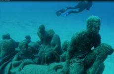 [Video] Độc đáo bảo tàng dưới nước đầu tiên trên thế giới