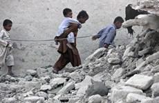 Động đất 6 độ Richter rung chuyển Pakistan, nhiều người hoảng loạn