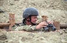 Ukraine: Lệnh ngừng bắn mới đã được thiết lập tại Donbass