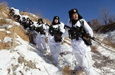 Trung Quốc không công khai ngân sách quân sự trong năm 2017