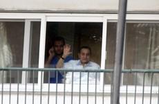 Cựu Tổng thống Ai Cập Hosni Mubarak được thả tự do