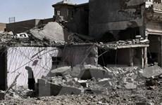 Các lực lượng Iraq giành lại được nhà ga quan trọng ở Mosul