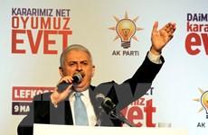Thổ Nhĩ Kỳ tuyên bố đóng băng quan hệ ngoại giao cấp cao với Hà Lan