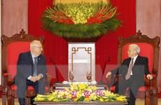 Tổng thống Israel mong thúc đẩy hợp tác nhiều mặt với Việt Nam