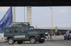 Người biểu tình phong tỏa trạm kiểm soát biên giới Bulgaria-Thổ Nhĩ Kỳ