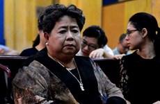 Cựu cổ đông Ngân hàng Đại Tín Hứa Thị Phấn bị khởi tố