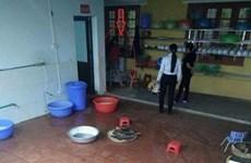 Chi tiết vụ bé 4 tuổi bị cô hiệu trưởng dọa thả vào máy vặt lông gà