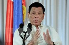 """Tổng thống Philippines """"mong chờ"""" chuyến thăm Trung Quốc vào tháng 5"""