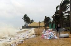 Cục Đường thủy nội địa thông tin về vụ trộm 1 triệu m3 cát ở Cửa Đại