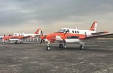 Philippines thuê máy bay TC-90 của Nhật để tuần tra trên Biển Đông