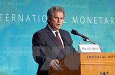 IMF thông qua khoản vay trị giá 1 tỷ USD giải ngân cho Ukraine