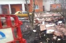 [Video] Nga: Nổ lớn tại một tòa nhà chung cư ở St. Petersburg