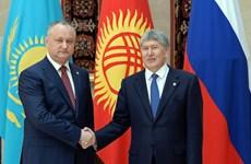 Lãnh đạo EAEU công nhận tư cách quan sát viên của Moldova
