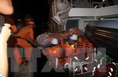 Hơn 400 triệu đồng hỗ trợ gia đình 9 nạn nhân vụ chìm tàu Hải Thành