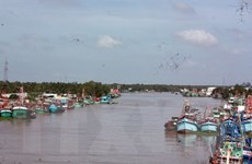 Hơn 3.000 tỷ đồng xây dựng Hệ thống thủy lợi Cái Lớn-Cái Bé