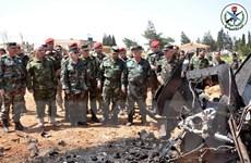 Đại diện Liên hợp quốc và Nga, Mỹ sẽ nhóm họp về Syria