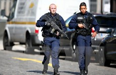 Nghi can khủng bố bị bắt tại Pháp là đối tượng điều tra tại Bỉ