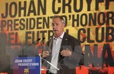 Sẽ có một sân vận động mang tên huyền thoại bóng đá Johan Cruyff