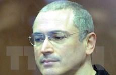 Nga cấm các NGO liên quan tới cựu tỷ phú Khodorkovsky hoạt động