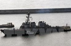 Trung Quốc đề nghị Mỹ-Hàn Quốc ngừng tập trận trên biển Hoàng Hải
