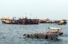Trung Quốc ngang ngược ra lệnh cấm đánh bắt cá trên Biển Đông