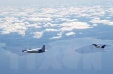Anh triển khai máy bay chiến đấu tuần tra không phận Biển Đen