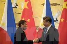 Quan hệ Trung Quốc-Philippines có đủ chín muồi để tập trận chung?