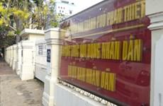 Xử lý các cá nhân liên quan đến vụ dùng sai con dấu ở Phan Thiết