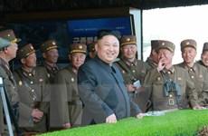 """""""Trừng phạt của Mỹ không thể buộc Trung Quốc cứng rắn với Triều Tiên"""""""