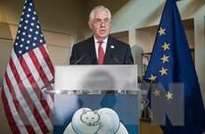 Mỹ công nhận Hiệp định Paris nhưng sẽ ưu tiên lợi ích quốc gia