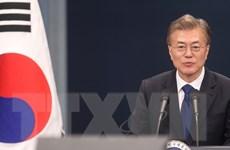 Tân Tổng thống Hàn Quốc Moon Jae-in bổ nhiệm 3 thư ký cao cấp