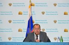 Nga-Mỹ đồng quan điểm về nguyên tắc giải quyết khủng hoảng Syria