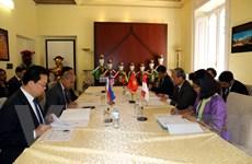 Việt Nam chủ trì phiên họp thường kỳ của Ủy ban ASEAN tại Italy