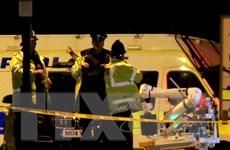 [Video] Cảnh sát Anh điều tra vụ nổ tại Manchester theo hướng khủng bố