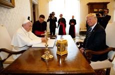 Giáo hoàng kêu gọi Tổng thống Mỹ giúp kiến tạo hòa bình trên thế giới