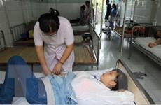 37 công nhân Công ty LG-Display nhập viện cấp cứu sau khi ăn ca đêm